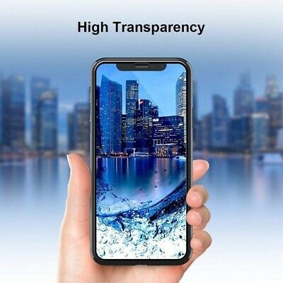 Tempered Glass 9D Screen Protector Full Coverage for Apple iPhone XS/Max,X/XS, X[Iphone XS/X,Does Not Apply]